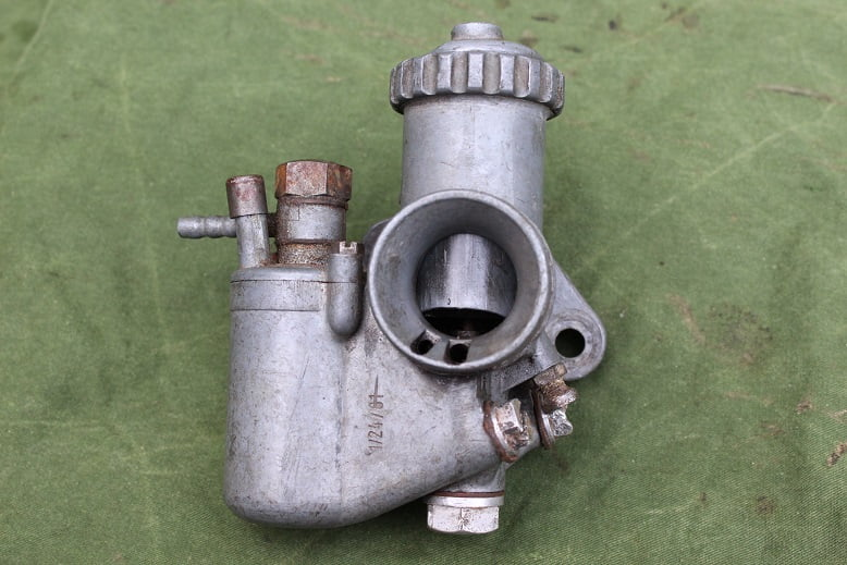 BING 1/24/81 carburateur vergaser carburettor  JLO M2 -125 ?? 250 cc twin ??