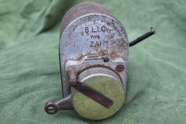 B.L.I.C. ZA1 ontstekings magneet magneto zundmagnet [british bosch ??]