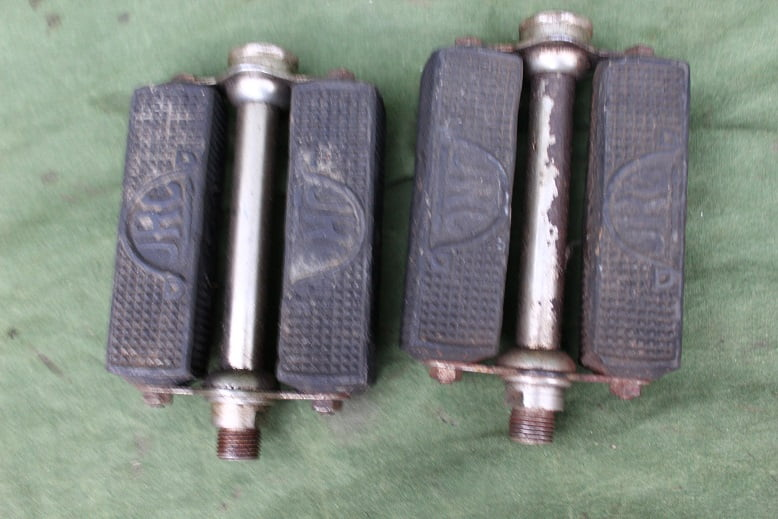 JRC fiets pedalen bicycle pedals fahrrad pedale JRC made in Belgium
