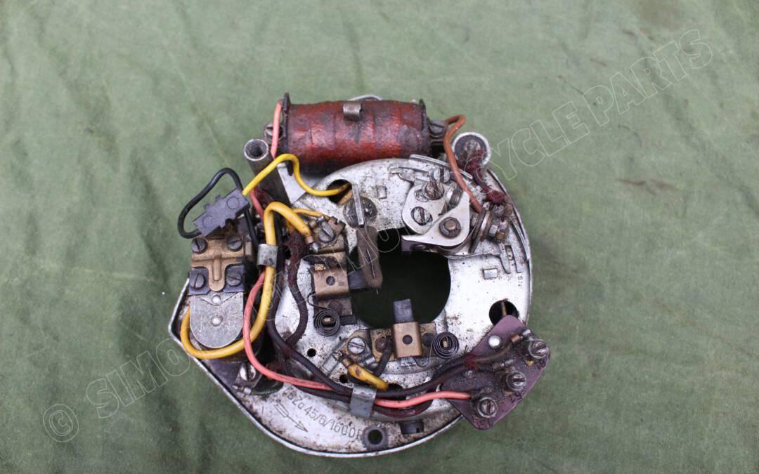 NORIS LBZa 45/6/1600  ontsteking / dynamo ignition /dynamo lichtmachine NSU FOX ??
