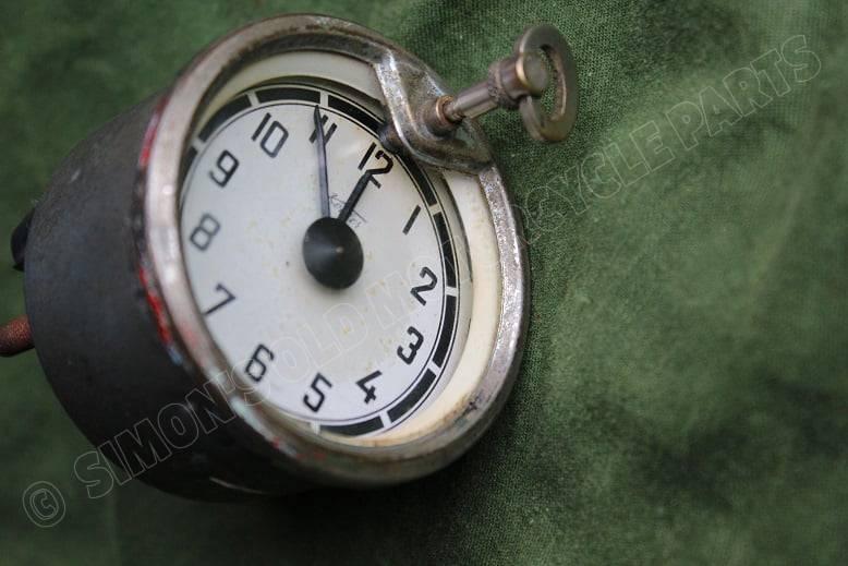 KÖHLER 1955 60 mm klokje clock uhr