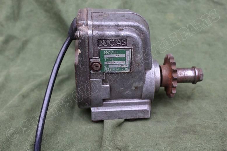 LUCAS SR1 ontstekings magneet magneto zundmagnet MK 11A 1955