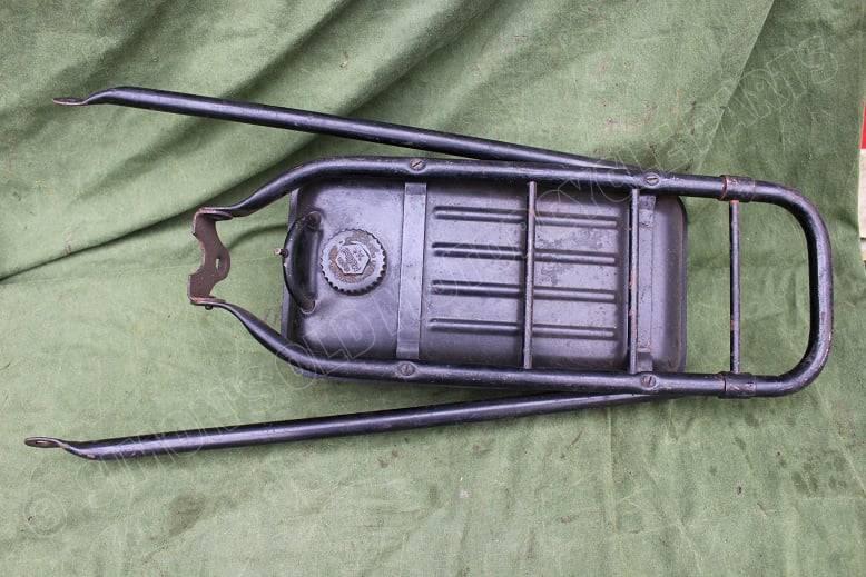 MOSQUITO hulpmotor benzinetank petroltank cyclemotor 1950's