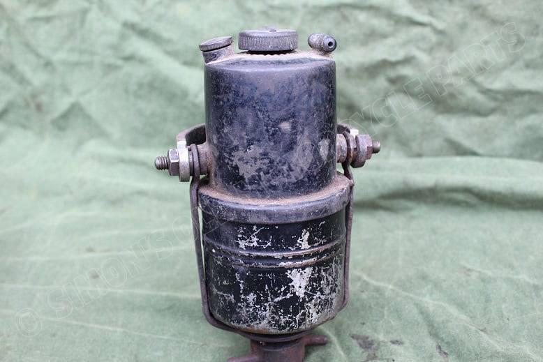 P&H POWELL & HAMMER 1920's carbid generator acetylene generator karbid behalter