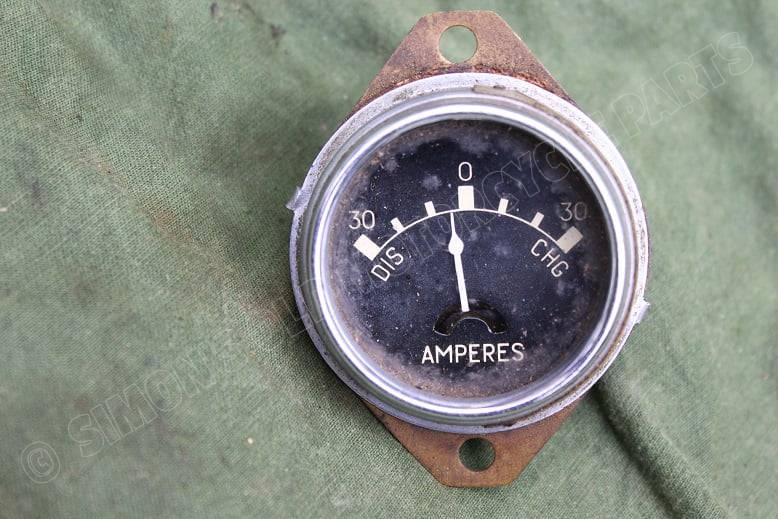 FORD 1951 30 – 30 ampere meter ammeter ampermesser