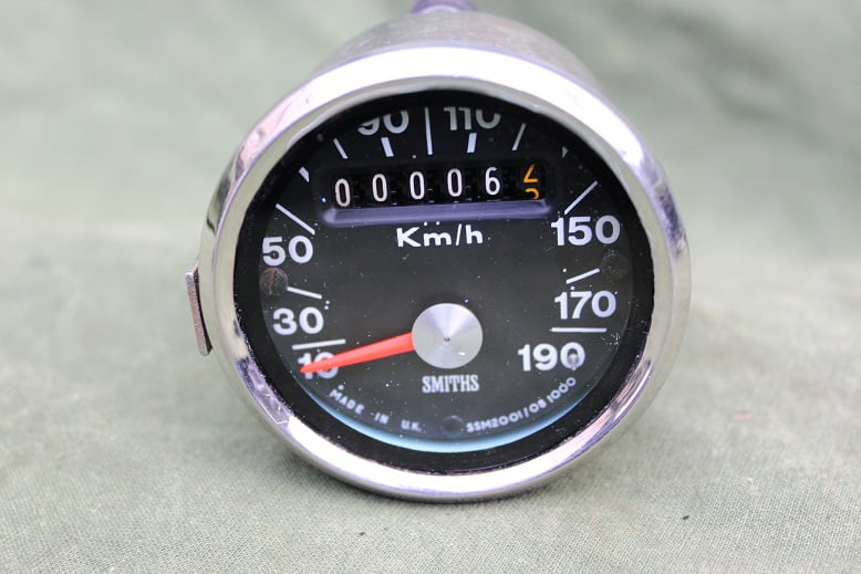 SMITHS SSM2001/08 1000 190 KM kilometer teller speedometer tacho