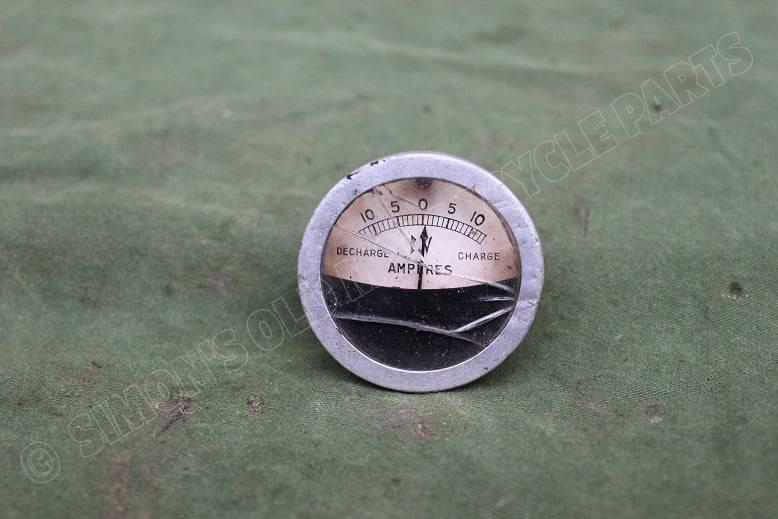 B.V. 10 – 10 ampere meter ammeter ampere messer amperes