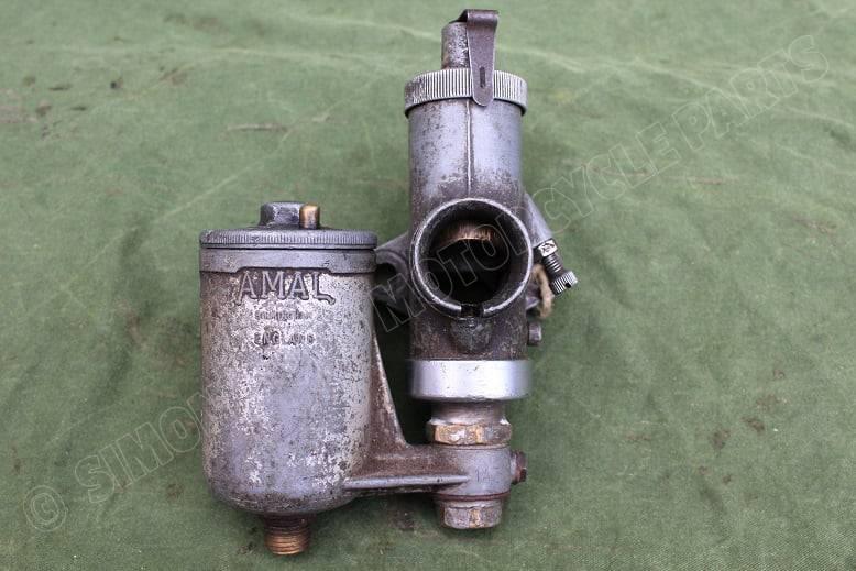 AMAL 276EY/1AT carburateur vergaser carburettor Velocette ??