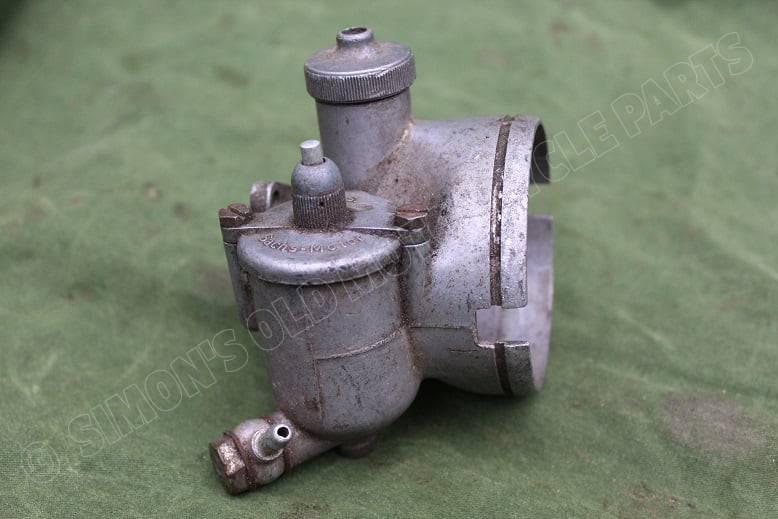 SACHS MOTOR carburateur vergaser carburettor 1940's ? 150 cc  Hercules ??