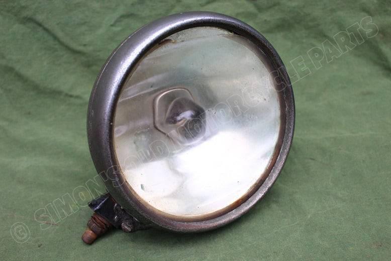 LUCAS R45  auto koplamp car headlamp PKW scheinwerfer dated 1933 MG ??