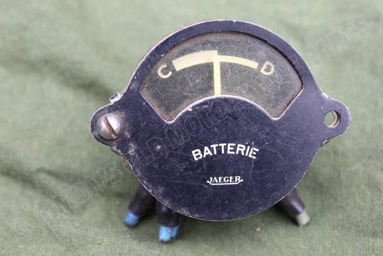 JAEGER ampere meter ammeter ampermesser