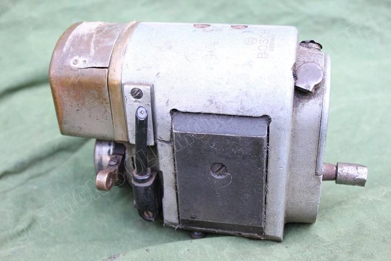BOSCH D1B LS31 magdyno lichtmachine