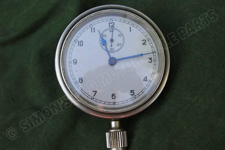 stuurklokje lenker uhr handlebar watch motorcycle HELD reserved