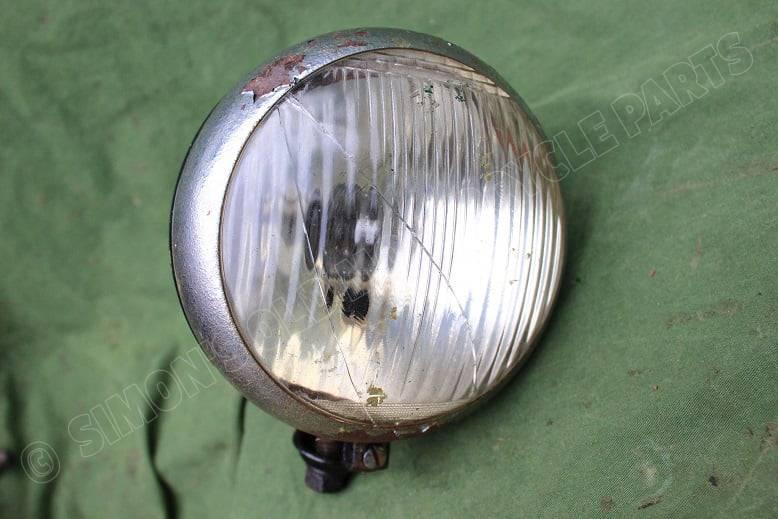 1930 / 1940 motorfiets koplamp motorcycle headlamp motorrad scheinwerfer DKW ??