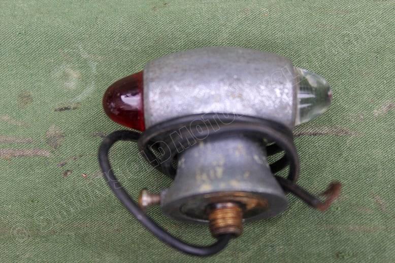 motorfiets zijspan ? spatbord lampje motorcycle sidecar ? mudgard light