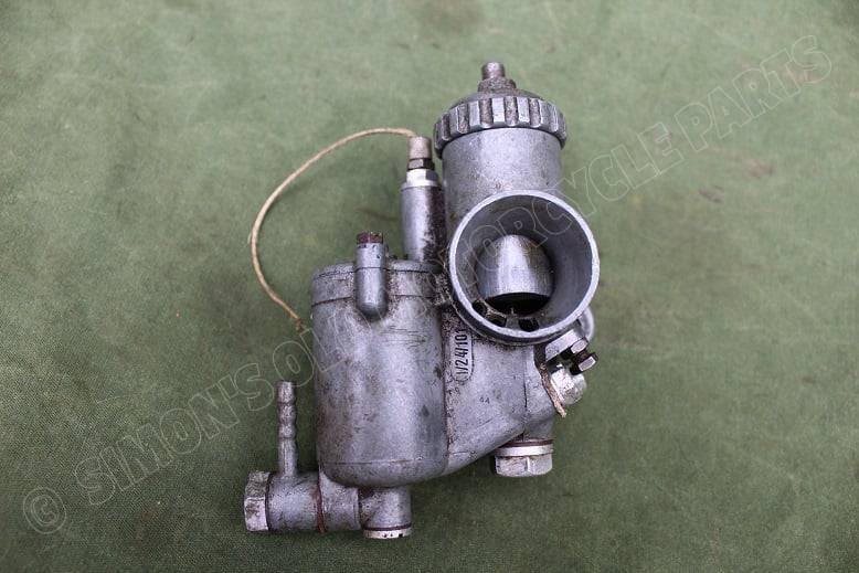 BING 1/24/101 carburateur vergaser carburettor Sachs 200 ?