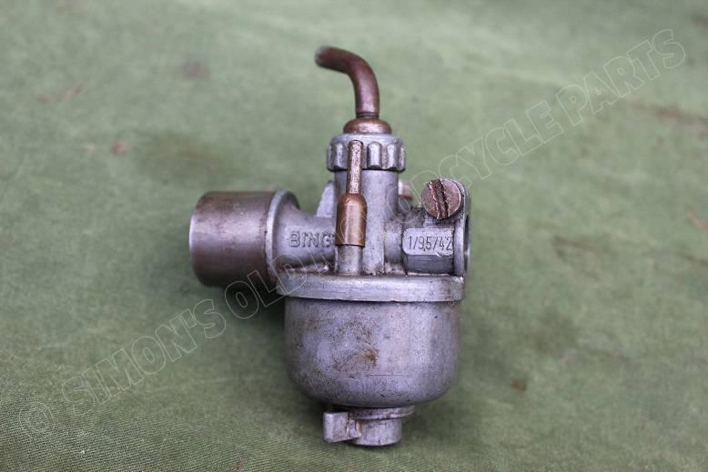 BING 1/9,5/42 carburateur vergaser carburettor 1950's moped Zündapp ??